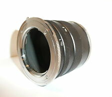 GENUINE MINOLTA EXTENSION TUBES , VINTAGE ACCESSORIES from SRT ERA