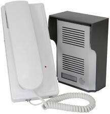 Mercury 350.001 2.4GHz Wireless Door Gate Flat 2 Way Intercom 150m Outdoor Range