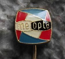 Antique Meopta Cameras Photographic Closing Slr Shutter Mechanism Logo Pin Badge