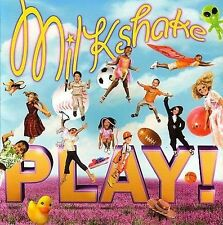 Play! by Milkshake (CD, Jul-2007, Milkshake Music) Disc Only-Free Shipping