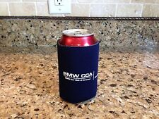Official Bmw CCA Car Club of America Beer Soda Can Koozie Drink Holder Cup Mug
