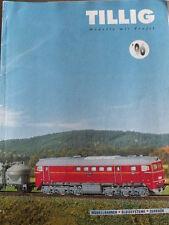 Catalogo treni TILLIG 1996 in scala H0 - DEU - Tr.3