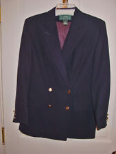 RALPH LAUREN LADIES DOUBLE BREASTED JACKET SIZE 4 NEW