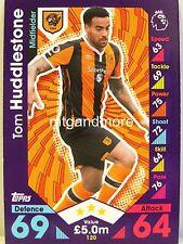 Match Attax 2016/17 Premier League - #120 Tom Huddlestone - Hull City