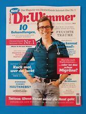 Dr. Wimmer Heft 2 Sommer 2018 Internet - Doc   ungelesen 1A abs. TOP