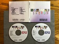 GENESIS - THE ENCORE SERIES BUFFALO, NY 09•08•07 2 CD SET NEW! PHIL COLLINS