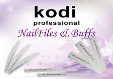 Kodi Professional Nail File, Buff & Polisher 100/100, 100/180, 180/240,150/220