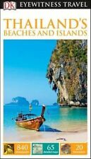 DK Eyewitness Travel Guide Thailand's Beaches & Islands, DK, New Book