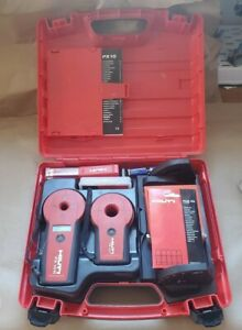Hilti PX10 Transpointer Kit With Case