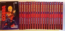 COBRA tomes 1 à 20 Buichi Terasawa MANGA série shonen COMPLET Epuisé