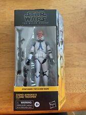 "332nd Ahsoka?s Clone Trooper Star Wars Black Series 6"" Walmart Exclusive"