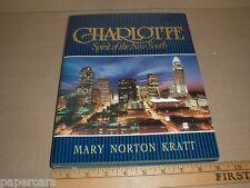 Charlotte North Carolina NC photo History confederate civil war depression 1992