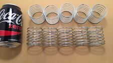 """.070"""" Wire Compression Spring Lot Of 10"""