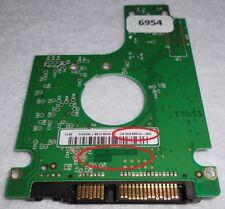 Placa HDD PCB Board WESTERN DIGITAL WD2500BEVT-60ZCT1 Sticker 2061-701499-E00 AC