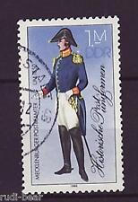DDR Nr.  3000  gest.  Postuniform