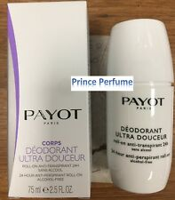 PAYOT CORPS DEODORANT ULTRA DOUCEUR ROLL-ON ANTI-TRANSPIRANT 24H - 75 ml