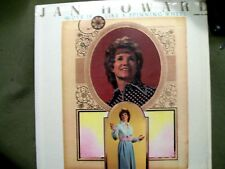 JAN HOWARD LOVE IS LIKE A SPINNING WHEEL 1972 RECORD DECCA/MCA