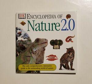 DK Eyewitness Encyclopedia of Nature 2.0 (Vintage PC CD-ROM, 1997)