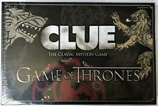 Game of Thrones Clue Board Game (Usaopoly 2016) - BRAND NEW