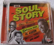 The Soul Story Vol. 1 NEW Sealed CD's Otis Redding Ray Charles Al Green & More