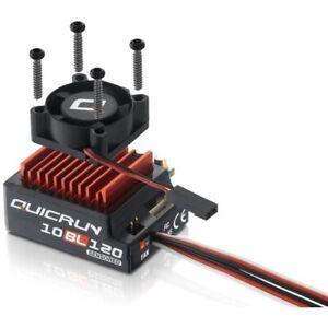 Hobbywing 30125000 Quicrun brushless Esc - 10bl120-Sensored