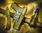Blackhawk Serpa CQC Concealment Gun Holster Right Black Carbon Fiber 410007BKR