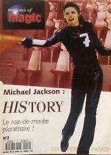 MAGAZINE  - MICHAEL JACKSON - NATIONS OF MAGIC N°2 - FRANCE