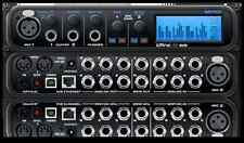 MOTU UltraLite AVB™ 18x18 USB / AVB Audio Interface w/ DSP, wireless control