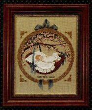 Butternut Road - BR9 New Baby Counted Cross Stitch Pattern