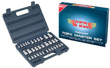VIM TOOLS TMS34PF - 34 Pc.Torx Master Set