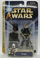 Hasbro 2004 Star Wars: The Empire Strikes Back Executor Meeting Dengar Brand New