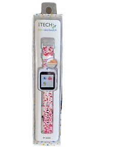 iTech Jr Kids Smartwatch-Takes Videos & Photos,  Games, No App Or Phone Needed!