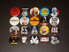 Die Antwoord Buttons Badges  Pins 20