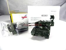 ht369, Herpa Minitanks 742399 Flakpanzer Gepard 1 A2 KWS Bundeswe. 1:87 NEW Roco