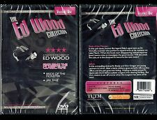 The Ed Wood Collection Volume 1 - Bride of the Monster & Jail Bait-Brand New DVD
