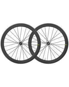 Mavic Ksyrium Pro Carbon Sl Ust 19 Dcl Disc Brakes Center Lock Couple Wheels M