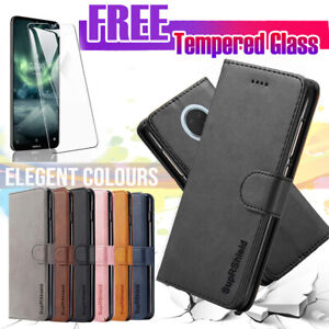 For Nokia 2.2 2.3 3.2 4.2 8.3 1.3 5.3 6.2 7.2 Wallet Case Leather Flip Cover