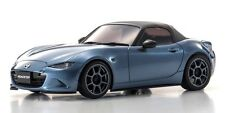Kyosho MZP433MB Mini Z AWD Car Body MAZDA MX-5 ND Roadster Blue Reflex Colour