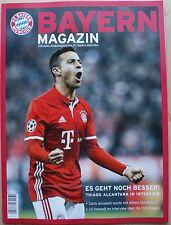 FC Bayern München - Bayern Magazin - 12.68 - Eintracht Frankfurt - 2016/17