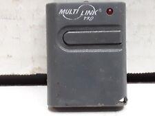 Multi link Pro single button Garage Door & gate remote opener fob