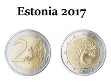 2 Euro - Estonia's road to independence - UNC