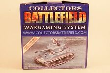 Painted WWII American SHERMAN TANK - Bolt Action 28mm Collectors Battlefield