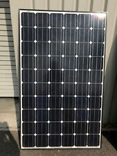 Ulica Mono 250wp Black Solar Panels for sale -excellent condition-Used