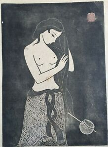 Vietnam  Painting  Nguyen Cong Quang b1962 VUFA USA , Norway & Painters ...