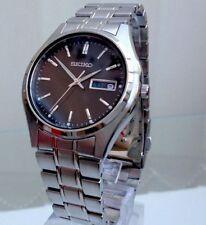 Seiko Silver Strap Casual Wristwatches