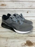 Reebok Men's Nano 9 CrossFit Training Shoes Gray Size 9 NIB