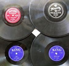 """R&B VOCAL GROUP DOO-WOP LOT #1: 4 78s by """"5"""" ROYALES, SPIDERS, and REDCAPS"""