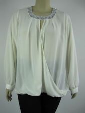 City Chic Beaded Tops & Blouses for Women