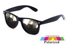 Aviator Plastic Frame Polarized Sunglasses for Men