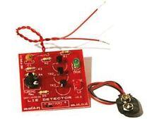 VELLEMAN MLP106 MadLab Lie Detector DIY Electronic Kit
